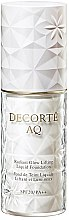 Düfte, Parfümerie und Kosmetik Flüssige Foundation - Cosme Decorte AQ Radiant Glow Lifting Liquid Foundation