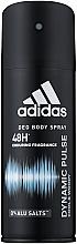 Düfte, Parfümerie und Kosmetik Adidas Dynamic Pulse - Deodorant