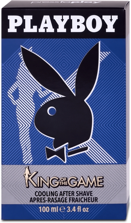 Playboy King Of The Game - After Shave