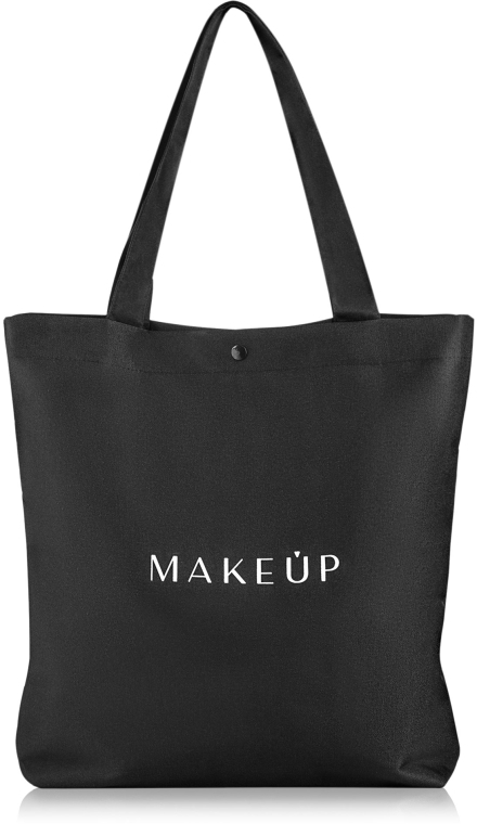 Schwarze Tasche 38x39x9cm - MakeUp