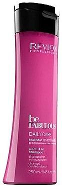 Stärkendes Shampoo für normales und dickes Haar - Revlon Professional Be Fabulous Daily Care Shampoo — Bild N3
