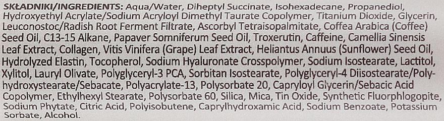 Aufhellende Augencreme mit Koffein, grünem Kaffeeöl und Vitamin C - Lynia Multi Brightening Eye Cream — Bild N4