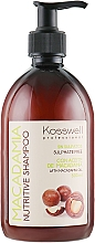 Düfte, Parfümerie und Kosmetik Pflegendes Shampoo ohne Sulfate mit Macadamiaöl - Kosswell Professional Macadamia Nutritive Shampoo Sulfate Free
