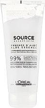 Düfte, Parfümerie und Kosmetik Vegane Haarspülung zur täglichen Anwendung für alle Haartypen - L'Oreal Professionnel Source Essentielle Daily Detangling Cream