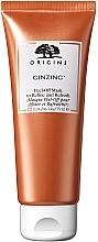 Düfte, Parfümerie und Kosmetik Verfeinernde und erfrischende Peel-Off Gesichtsmaske - Origins GinZing Peel-Off Mask To Refine And Refresh