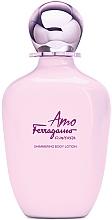 Düfte, Parfümerie und Kosmetik Salvatore Ferragamo Amo Ferragamo Flowerful - Schimmernde Körperlotion