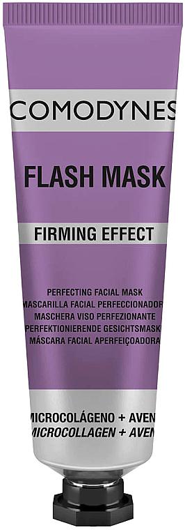 Straffende Gesichtsmaske mit Mikrokollagen - Comodynes Flash Firming Effect Mask — Bild N1