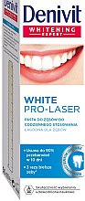 Düfte, Parfümerie und Kosmetik Bleichende Zahnpasta - Denivit