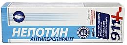 Düfte, Parfümerie und Kosmetik Fußgel Antitranspirant - 911