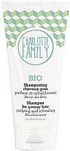 """Düfte, Parfümerie und Kosmetik Bio Shampoo für fettiges Haar """"Mädesüß"""" - Charlotte Family Bio Shampoo"""