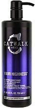 Volumen-Balsam für feines und schlaffes Haar - Tigi Catwalk Volume Collection Your Highness Nourishing Conditioner — Bild N1