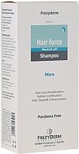Düfte, Parfümerie und Kosmetik Shampoo gegen Haarausfall für Männer - Frezyderm Hair Force Shampoo Men