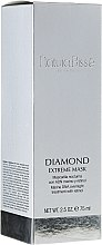 Düfte, Parfümerie und Kosmetik Belebende und verjüngende Gesichtsmaske für alle Hauttypen - Natura Bisse Diamond Extreme Mask