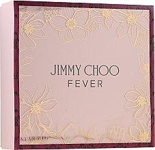Düfte, Parfümerie und Kosmetik Jimmy Choo Fever - Duftset (Eau de Parfum 100ml + Körperlotion 100ml + Eau de Parfum 7,5ml)