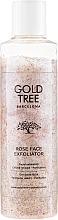 Düfte, Parfümerie und Kosmetik Reinigendes Gesichtspeeling - Gold Tree Barcelona Rose Face Exfoliation