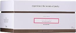 Düfte, Parfümerie und Kosmetik Pflegende Badebomben mit May Chang und Sandelholz 2 St. - AromaWorks Nurture Aroma Bath Bomb May Chang & Sandalwood