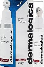 Düfte, Parfümerie und Kosmetik Anti-Aging Nachtcreme für die Lippen - Dermalogica Age Smart Nightly Lip Treatment