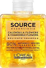 Düfte, Parfümerie und Kosmetik Shampoo für empfindliche Kopfhaut - L'Oreal Professionnel Source Essentielle Delicate Shampoo