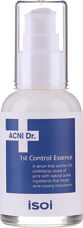 Seboregulierendes Gesichtsessenz-Serum für Problemhaut - Isoi Acni Dr. 1st Oil Control Clearing Essence — Bild N1
