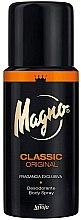 Düfte, Parfümerie und Kosmetik Deospray - La Toja Magno Classic Deodorant Spray