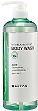 Düfte, Parfümerie und Kosmetik Duschgel mit Aloe - Mizon My Relaxing Time Body Wash