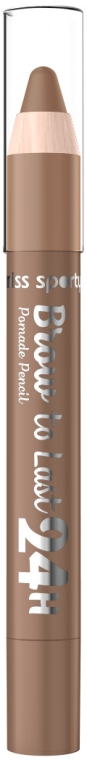 Augenbrauenstift - Miss Sporty Brow To Last 24h Pomade Pencil