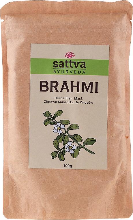 Ayurvedischer Haarpflegepuder Brahmi - Sattva