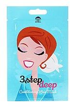 Düfte, Parfümerie und Kosmetik Nährende Haarmaske in 3 Schritten - Dr. Mola 3 Step Deep Hair Conditioning Mask