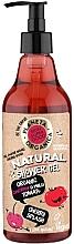 Düfte, Parfümerie und Kosmetik Duschgel mit Bio-Kirsche und Wildtomate - Planeta Organica Cherry Splash Skin Super Food Shower Gel