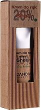 Düfte, Parfümerie und Kosmetik Handcreme mit grünem Tee - Scandia Cosmetics 20% Shea Green Tea Hand Cream