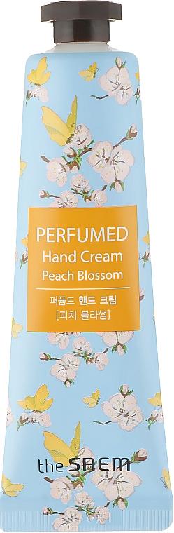 Parfümierte Handcreme Pfirsichblüte - The Saem Perfumed Peach Blossom Hand Cream