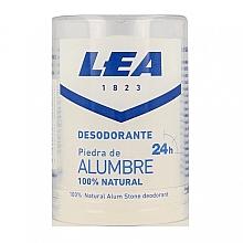 Düfte, Parfümerie und Kosmetik Deostick - Lea Alum Stone Deodorant Stick