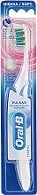 Düfte, Parfümerie und Kosmetik Elektrische Zahnbürste weich weiß-blau - Oral-B Pulsar Sensitive&Gum Care
