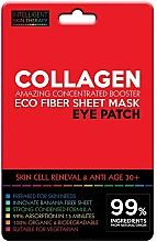 Düfte, Parfümerie und Kosmetik Zellerneuernde Anti-Aging Augenpatches mit Meereskollagen 30+ - Beauty Face IST Cell Rebuilding Eye Patch Marine Collagen