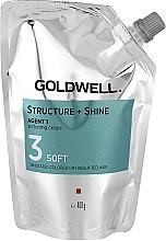 Düfte, Parfümerie und Kosmetik Erweichende Creme für strapaziertes Haar - Goldwell Structure + Shine Agent 1 Soft 3