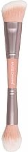 Düfte, Parfümerie und Kosmetik Make-up Pinsel - Wibo Mood Contouring Duo Brush