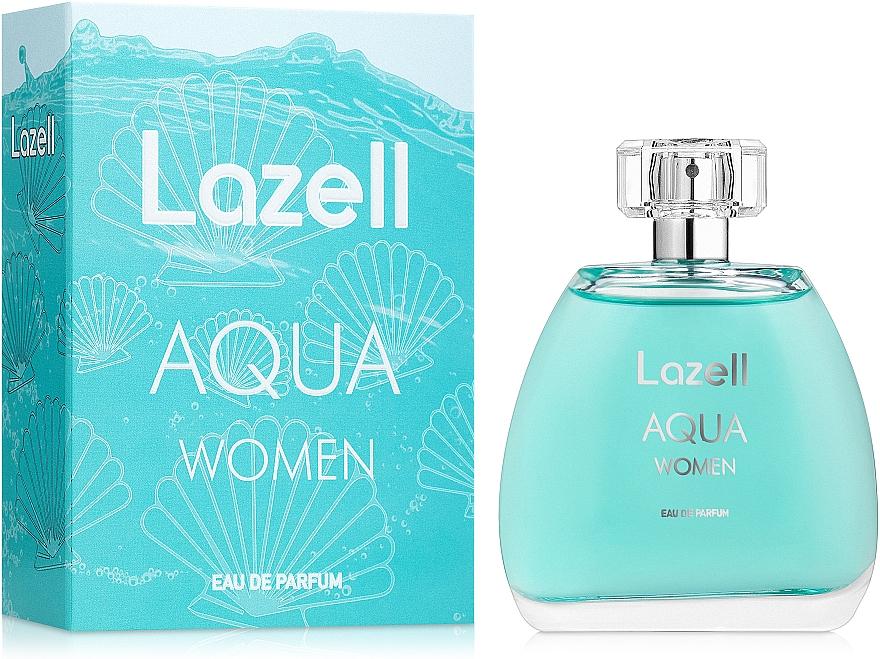 Lazell Aqua - Eau de Parfum — Bild N2