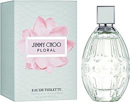Düfte, Parfümerie und Kosmetik Jimmy Choo Floral - Eau de Toilette