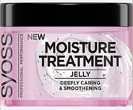 Düfte, Parfümerie und Kosmetik Feuchtigkeitsspendende und regenerierende Haarmaske - Syoss Moisture Treatment Jelly