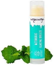 Düfte, Parfümerie und Kosmetik Lippenbalsam mit Minzöl - Uoga Uoga Lip Balm Glacial Breeze