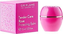 Düfte, Parfümerie und Kosmetik Aufweichender Lippenbalsam mit Rosenöl - Oriflame Tender Care Rose Protecting Balm