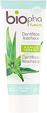 Düfte, Parfümerie und Kosmetik Zahhpasta mit Fluor - Biopha Toothpaste