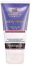 Düfte, Parfümerie und Kosmetik Erneuernde Handcreme SPF 20 - Neutrogena Visibly Renew Hand Cream
