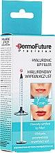 Lippenserum mit Hyaluronsäure und Kollagen - DermoFuture Precision Hyaluronic Lip — Bild N2