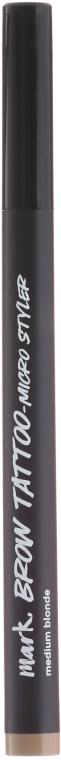 Augenbrauenstift - Avon Mark Brow Tattoo Micro Styler