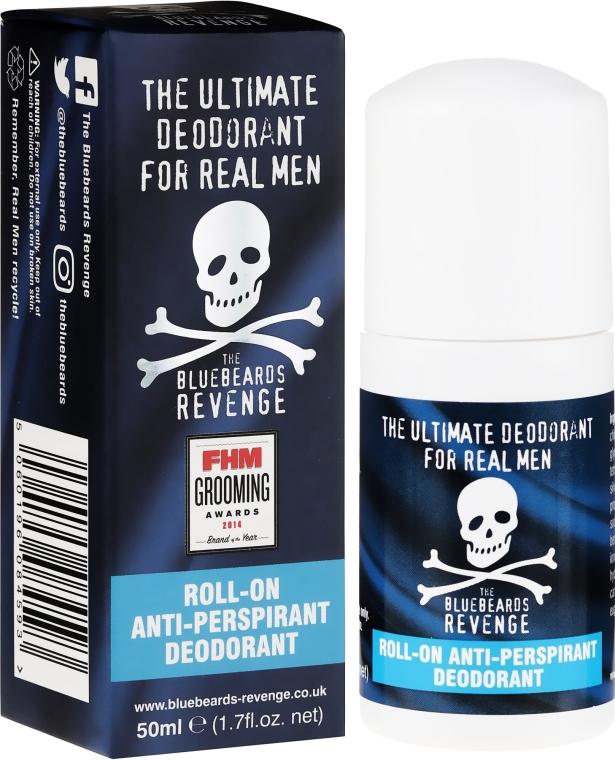 Deo Roll-on Antitranspirant - The Bluebeards Revenge Roll-On Deodorant