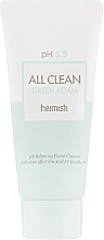 Düfte, Parfümerie und Kosmetik Balancierender Gesichtsschaum (Mini) - Heimish All Clean Green Foam pH 5.5