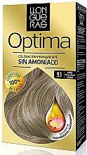 Düfte, Parfümerie und Kosmetik Permanente Haarfarbe - Llongueras Optima Hair Colour