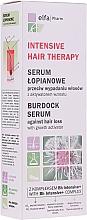 Düfte, Parfümerie und Kosmetik Serum gegen Haarausfall und zum Haarwachstum mit Klette - Elfa Pharm Burdock Serum