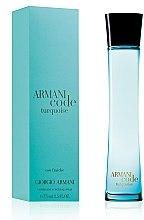 Düfte, Parfümerie und Kosmetik Giorgio Armani Armani Code Turquoise Eau Fraiche Pour Femme - Eau Fraiche